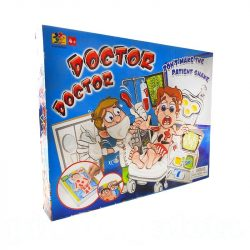 Orvosos játékok - Társasjátékok - Doktor társas gyerekeknek