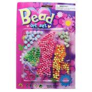 Fűzős játékok - Gyöngy készítő szett, kagylós