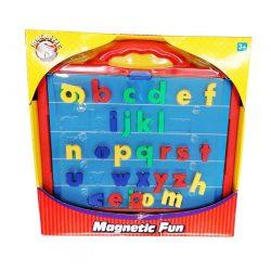 Készségfejlesztő játékok - Mágneses betű táskával