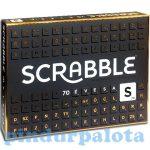 Szókincsfejlesztő játékok - Scrabble 70. szülinapi limitált kiadású társasjáték