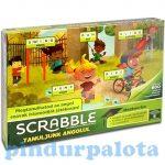Szókincsfejlesztő játékok - Scrabble Tanuljunk angolul! Társasjáték