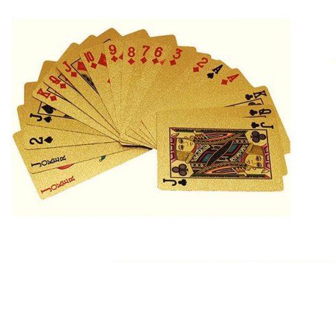 Klasszikus kártyapaklik - Römi kártya dolláros plastic