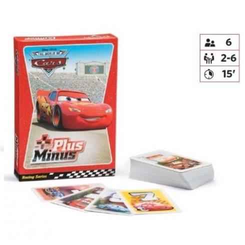 Kártyajátékok - Verdák Plusz Minusz kártya