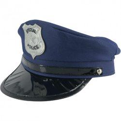 Jelmezek - Jelmez kiegészítők - Rendőr kalap - Special Police