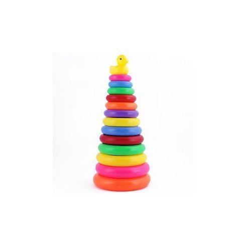 Baby játékok és kellékek - Készségfejlesztő műanyag gyűrűk
