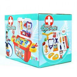 Szerepjátékok - Orvosos játékok - Doktor szett, gurulós