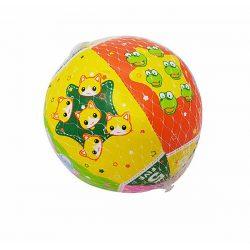 Fejlesztő játékok - Bébi játékok - Állatos puha játéklabda babáknak