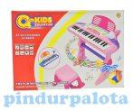 Hangszerek - Elektromos zongora, állványos