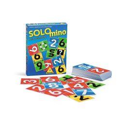 Társasjátékok - SoloMino társasjáték