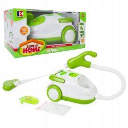Lányos játékok - Játék porszívó Lovely Home