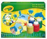 Íróeszközök - Festékek - Szivacsfestő készlet 4 tégely Crayola