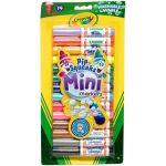 Írószerek - Filctoll készlet Crayola 14 db-os lemosható