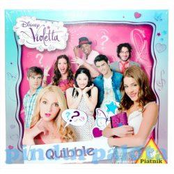 Társasjátékok gyerekeknek - Violetta Quibble társasjáték
