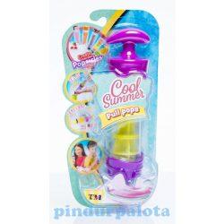 Ajándékok divatos termékek gyerekeknek - Fagylalt készítő tubus joghurthoz, gyümölcshöz, gyümölcslé
