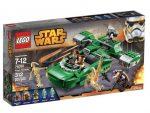 Építőjátékok - Építőkockák - 75091 LEGO - Star Wars - Flash Speeder