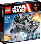Építőjátékok - Építőkockák - 75100 LEGO Star Wars Első rendi hósikló