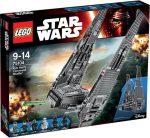 Építőjátékok - Építőkockák - 75104 LEGO - Star Wars - Kylo Ren parancsnoki siklója