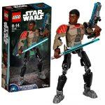 Építőjátékok - Építőkockák - LEGO 75116 Star Wars - Finn akciófigura