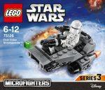 Építőjátékok - Építőkockák - 75126 Lego Star Wars - Első rendi hósikló