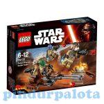 Építőjátékok - Építőkockák - 75133 LEGO Star Wars - Lázadók csatakészlet