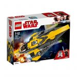 LEGO Star Wars - LEGO 75214 Star Wars Anakin Jedi csillagvadásza