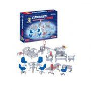 Építőjátékok gyerekeknek - Fém építő bútorok
