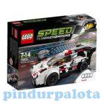 Építőjátékok - Építőkockák - 5872 LEGO Speed Champions Audi R18