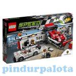 Építőjátékok - Építőkockák - 75876 LEGO Speed Champions Porsche 919 Hybrid