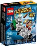 Lego Szuperhősnők - Wonder Woman 76070 Lego készlet