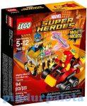Lego Super Heros - 76072 Lego Vasember és Thanos összecsapása