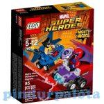 Lego szuperhősök - 76073 Rozsomák és Magneto Lego játék