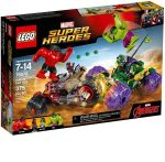 LEGO Super Heroes 76078 Hulk vs Red Hulk