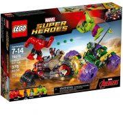 Lego Hero Factory - LEGO Super Heroes 76078 Hulk vs Red Hulk