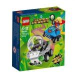 Lego Hero Factory - 76094 LEGO Super Heroes Mighty Micros Supergirl és Brainiac összecsapása