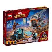 Lego Hero Factory - LEGO Marvel Super Heroes - Thor fegyvert keres
