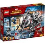 LEGO Super Heroes 76109 Fedezze fel a kvantum birodalmat