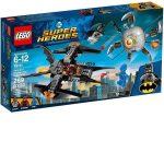 LEGO DC Comics Super Heroes 76111 Batman Brother Eye Támadás