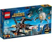 Lego Hero Factory - LEGO DC Comics Super Heroes 76111 Batman Brother Eye Támadás