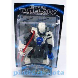 Szerepjátékok - Figurák - Earth Tutelary kék-fekete-fehér robot