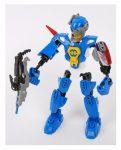 Szerepjátékok - Figurák - Earth Tutelary sárga-kék