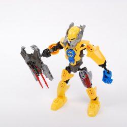 Fiús játékok - Earth Tutelary sárga robot