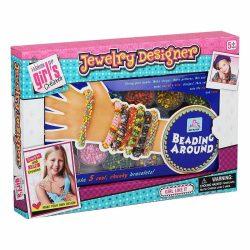 Fűzős játékok gyerekeknek - Karkötő nyaklánc készítő szett