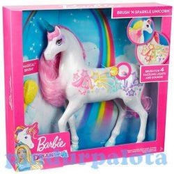 Barbie Dreamtopia színvarázs unikornis - Mattel