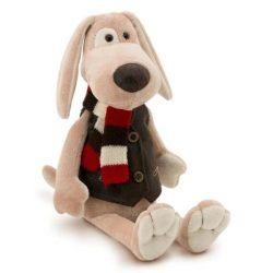 Plüss kutyák - Bruno the Dog Plüss kutya, Orange Toys, közepes