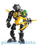 Robot harcosok - Earty Tutelary karakter
