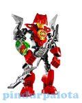 Robotos játékok - Vörös démon robot figura