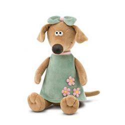 Plüss kutyák - Zuza plüss kutya, Orange Toys kicsi