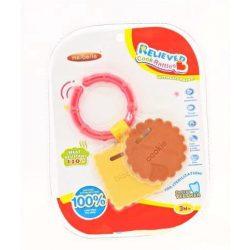 Baby játékok és kellékek - Csörgő keksz