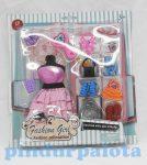 Játékbabák - Babakellékek - Barbie ruhák kiegészítők
