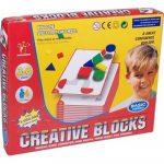 Logikai játékok - Creative blocks